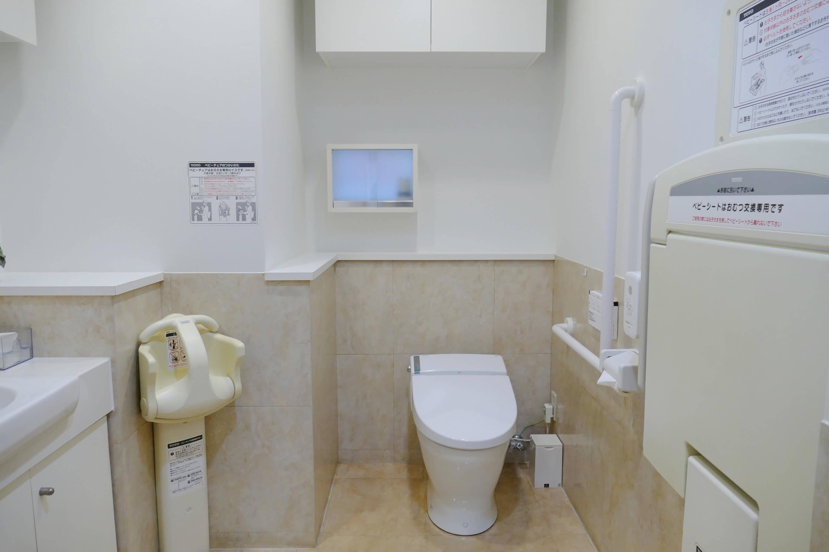 院内感染防止用の待合室